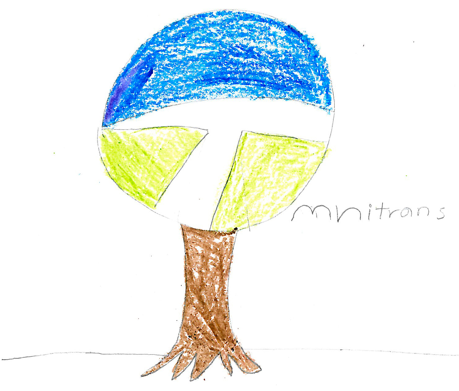 Public Transit Kids Drawings Omnitrans Public Transit News For The