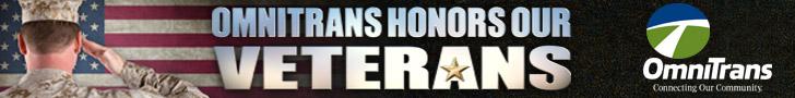 Omnitrans salutes America's Veterans